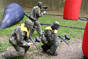 Paintball na statku u Šťástků
